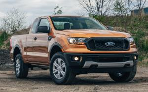 Ford Ranger XL STX SuperCab (NA) '2018